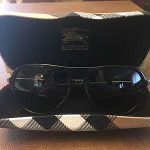 Burberry B4063 3001/87 Black Frame Sunglasses
